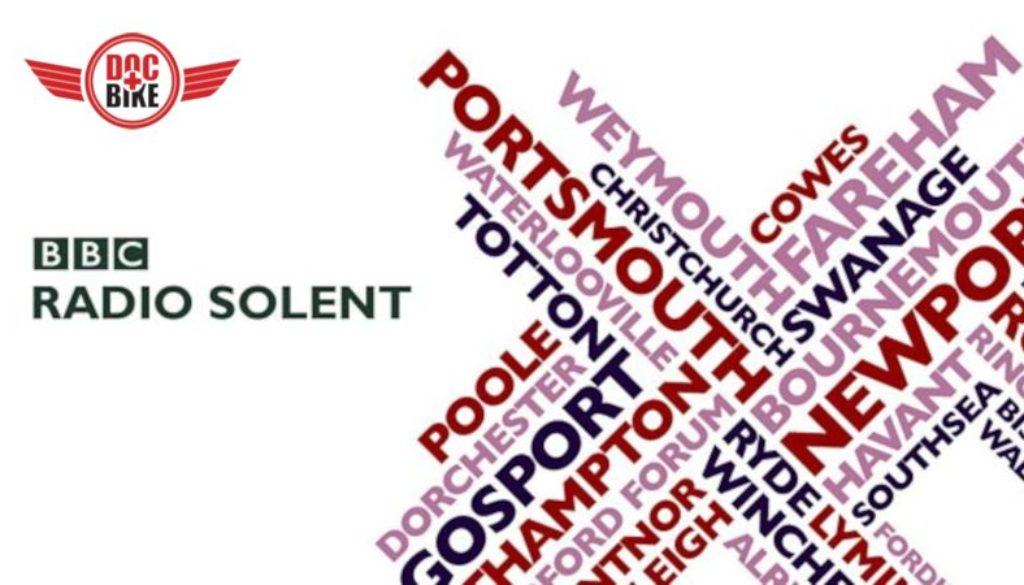 Dr Ian Mew on BBC Radio Solent