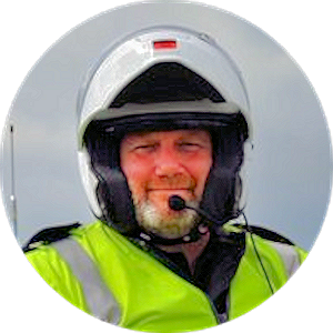 PC Chris Smith - DocBike founder member