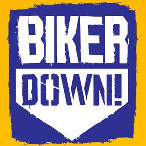 Dorset Biker Down
