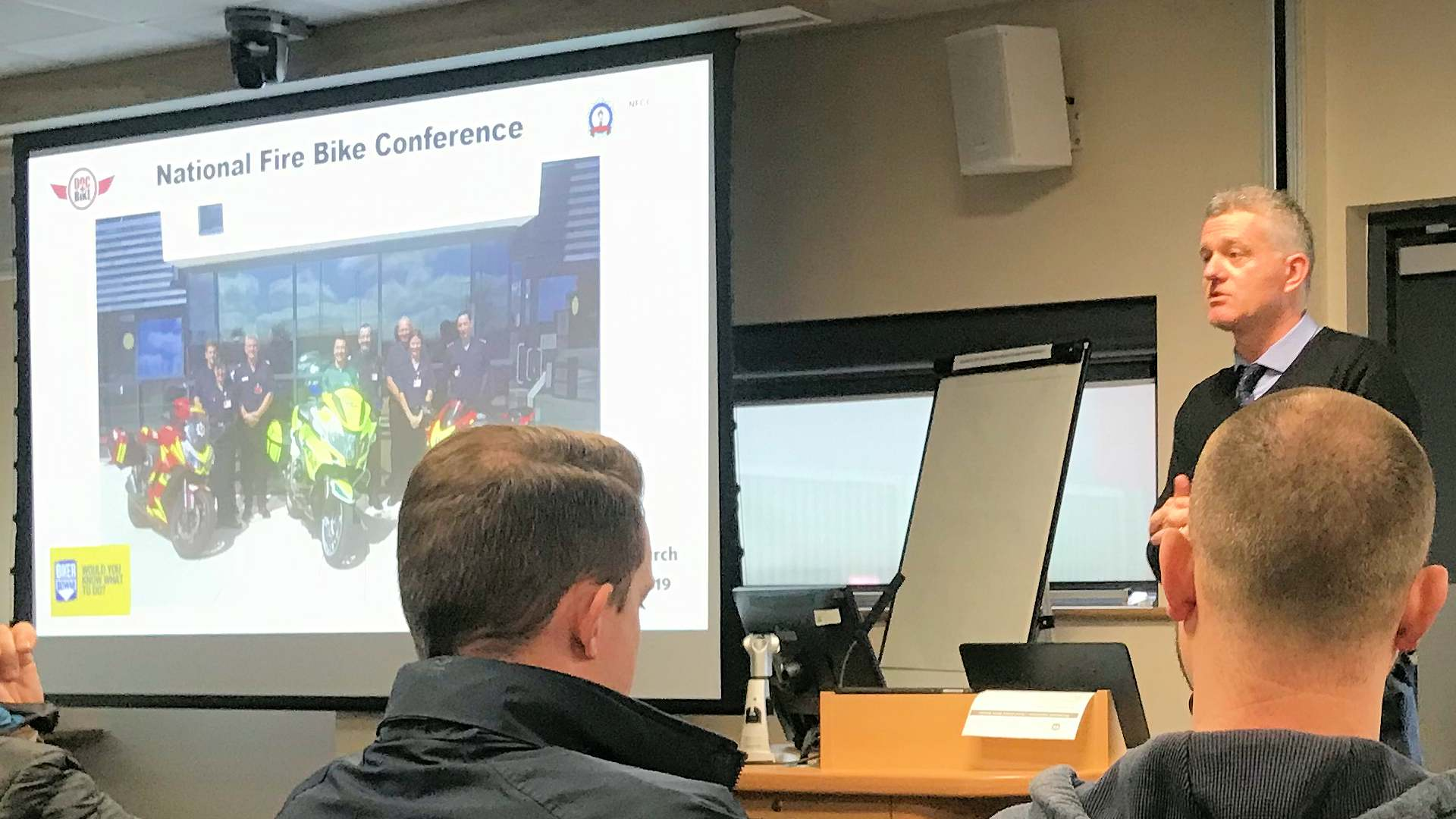 West Midlands National FireBike Conference March 2019